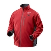 Image Milwaukee Electric Tools 2391-3X M12 Cordless Red Heated Jacket Kit - 3X