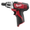 Image Milwaukee Electric Tools 2401-20 M12 Micro Driver (Bare Tool)