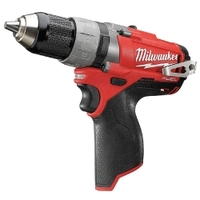 "Image Milwaukee Electric Tools 2403-20 M12 FUEL  1/2"" Drill/Driver (Bare Tool)"