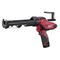 Image Milwaukee Electric Tools 2441-21 M12 (10oz) Caulk Gun Kit