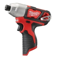"Image Milwaukee Electric Tools 2462-20 M12 1/4"" HEX IMPACT DRIVER (Bare Tool)"