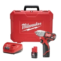 "Image Milwaukee Electric Tools 2463-22 M12 3/8"" IMPACT WRENCH"