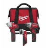 Image Milwaukee Electric Tools 2491-23 M12 3pc Automotive Combo Kit