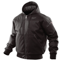 Image Milwaukee Electric Tools 252B-S Milwaukee Hooded Jacket - Black