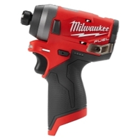 "Image Milwaukee Electric Tools MLW2553-20 M12 FUEL 1/4"" Hex Impact Driver (Bare)"