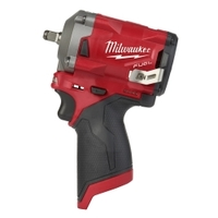 Image Milwaukee Electric Tools 2554-20 M12 FUEL Stubby 3/8IN Impact Wrench (Bare)