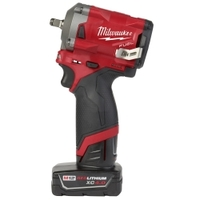 Image Milwaukee Electric Tools 2554-22 M12 FUEL Stubby 3/8IN Impact Wrench Kit