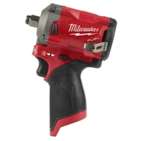 Image Milwaukee Electric Tools 2555-20 M12 FUEL Stubby 1/2IN Impact Wrench
