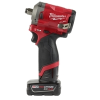 Image Milwaukee Electric Tools 2555-22 M12 FUEL Stubby 1/2IN Impact Wrench Kit