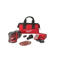 Image Milwaukee Electric Tools 2648-21 M18 Random Orbit Sander Kit