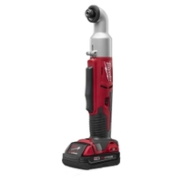 """Image Milwaukee Electric Tools 2667-21CT M18 2-Speed 1/4"""" Right Angle Impact Driv"""
