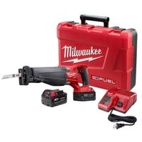 Image Milwaukee Electric Tools 2720-22 M18 FUEL Sawzall (2 Battery Kit)