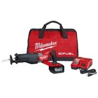 Image Milwaukee Electric Tools 2722-21HD M18 Fuel Super Sawzall Kit