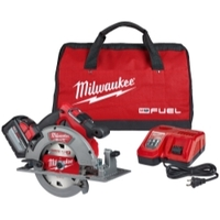 Image Milwaukee Electric Tools 2732-21HD M18 Fuel 7-1/4IN Circular Saw Kit