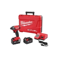 "Image Milwaukee Electric Tools 2753-22 Milwaukee M18 FUEL 1/4"" Impact Driver Kit"