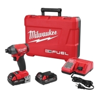 "Image Milwaukee Electric Tools 2753-22CT M18 FUEL 1/4"" Impact Driver Kit - CP Bat"