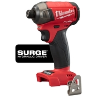 "Image Milwaukee Electric Tools 2760-20 M18 FUEL SURGE 1/4"" Hex Hydraulic Driver"