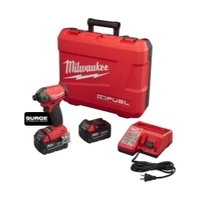 "Image Milwaukee Electric Tools 2760-22 M18 FUEL SURGE 1/4"" Hex Hydraulic Driver K"