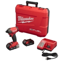 "Image Milwaukee Electric Tools 2760-22CT M18 FUEL SURGE 1/4"" Hex Hydraulic Driver"