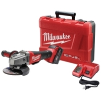 "Image Milwaukee Electric Tools 2780-21 M18 FUEL 4-1/2"" Grinder w/ Paddle Switch ("