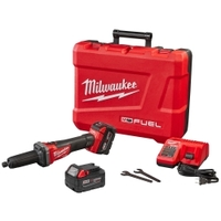 "Image Milwaukee Electric Tools 2784-22 M18 FUEL 1/4"" Die Grinder Kit"