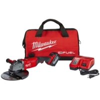 Image Milwaukee Electric Tools 2785-21HD M18 Fuel 7IN/9IN Large Angle Grinder 1 Batter