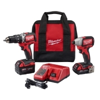Image Milwaukee Electric Tools 2799-22CX Milwaukee® M18™ Brushless Hammer Drill and