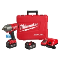 "Image Milwaukee Electric Tools 2863-22 M18 FUEL ONEKEY 1/2"" High Torque Impact Wr"