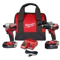 Image Milwaukee Electric Tools 2893-22CX Milwaukee® M18™ Brushless Hammer Drill/Imp