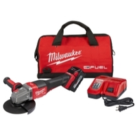 Image Milwaukee Electric Tools 2980-21 Milwaukee M18 FUEL 4-1/2-6IN GRINDER, PADDLE SW