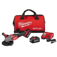 Image Milwaukee Electric Tools 2980-22 Milwaukee M18 FUEL 4-1/2-6IN GRINDER, PADDLE SW