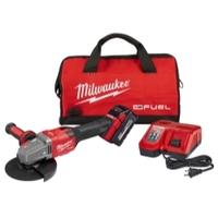 Image Milwaukee Electric Tools 2981-21 Milwaukee M18 FUEL 4-1/2-6IN GRINDER, SLIDE SWI