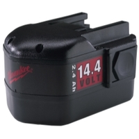 Image Milwaukee Electric Tools 48-11-1024 BATTERY 14.4V 2.4AMP HR