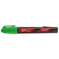 Image Milwaukee Electric Tools 48-22-3751 INKZALL Green Paint Marker - 12 Pack