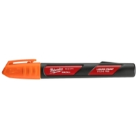 Image Milwaukee Electric Tools 48-22-3771 INKZALL Orange Paint Marker - 12 Pack
