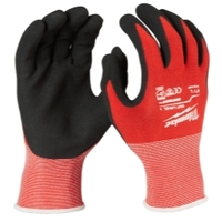 Image Milwaukee Electric Tools 48-22-8902 CUT 1 NITRILE GLOVES - L