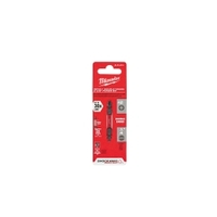 Image Milwaukee Electric Tools 48-32-4310 SHOCKWAVE Double Ended Power Bit (PH2 & SL 1