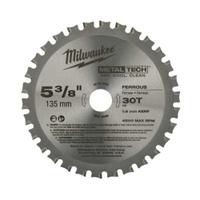 "Image Milwaukee Electric Tools 48-40-4070 5-3/8"" Metal Saw Blade (Qty-1)"