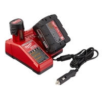 Image Milwaukee Electric Tools 48-59-1810 M18 & M12 Vehicle Charger