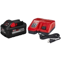 Image Milwaukee Electric Tools 48-59-1880 Milwaukee M18 REDLITHIUM HIGH OUTPUT XC8.0 S