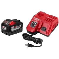 Image Milwaukee Electric Tools 48-59-1890 M18 9.0 High Demand Starter Kit