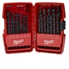 Image Milwaukee Electric Tools 48-89-2802 29pc Black Oxide Drill Bit Set