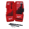 Image Milwaukee Electric Tools 48-89-2803 15pc Black Oxide Drill Bit Set