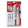 Image Milwaukee Electric Tools 49-22-1129 12pc Sawzall Blades Set