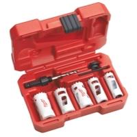 Image Milwaukee Electric Tools 49-22-4083 7pc - Compact Automotive Hole Dozer Hole Saw