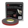 Image 3M 06382 Automotive Acrylic Plus Attachment Tape, Black, 1/2