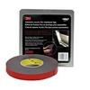 Image 3M 06383 Automotive Acrylic Plus Attachment Tape, Black, 7/8