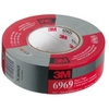 """Image 3M 06969 DUCT TAPE HIGHLAND CLOTH 2"""" X 60 YDS SILVER"""