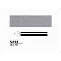 "Image 3M 73205 SILVER METALLIC PINSTRIPE 1/8""X150' ROLL"