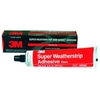Image 3M 8008 Black Super Weatherstrip Adhesive 5 oz. Tube